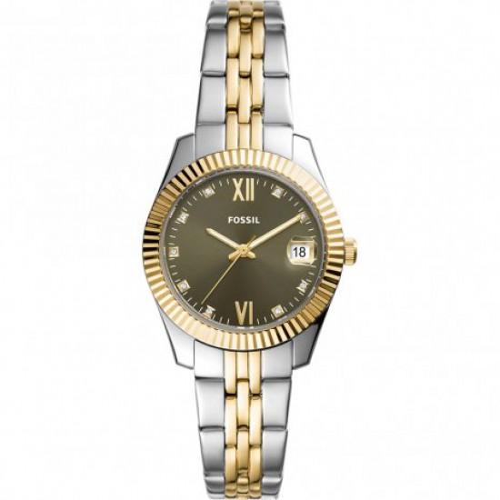 Fossil ES5123 Scarlette Mini horloge - 604233